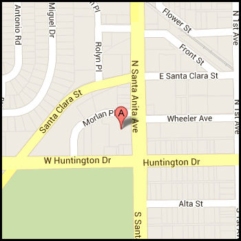 Ofdentalcare Arcadia Dentistry Location
