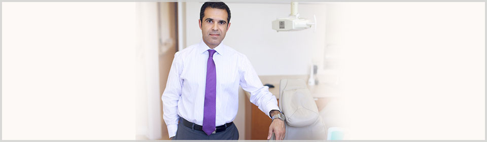 Omid Farahmand - Cosmetic Dentist in West Hollywood & Arcadia