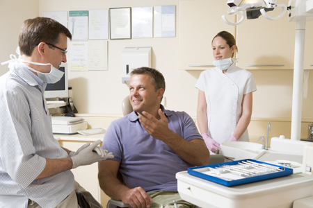 advantage of regualr dental checkup
