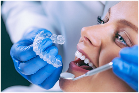 cosmetic dentist in Arcadia